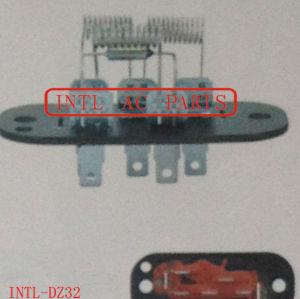 Resistência ao calor/hvac blower resistor/regulador/radiador ventilador resistor