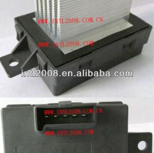 Ventilador aquecedor motor resistor módulo de controle para ford fusion 2006-12 2.3/2.5/3 8e5z19e624a 6e5z19e624aa 4p1589 ja1712