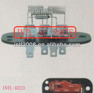 Hvac blower resistor/radiador ventilador resistor/resistência térmica/regulador
