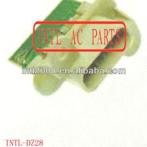 25709317 3814 hvac blower resistor( regulador) para cadillac deville 4.6 2000-2004 resistência de aquecimento