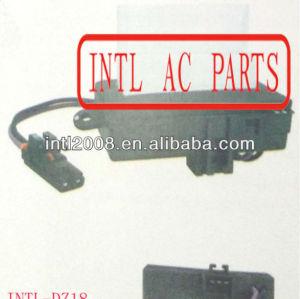 Gm hvac aquecedor blower resistor( regulador)/resistor aquecedor reostato/radiador do motor do ventilador resistor/aquecedor de resistência