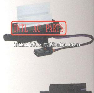 Hvac aquecedor blower resistor( regulador) para os carros da gm/resistor aquecedor reostato/radiador do motor do ventilador resistor