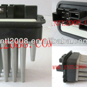 Aquecimento do motor do ventilador resistor para opel zafira astra corsa meriva/saab 9-3 cadillac 90566802 90512510 13124716 1808441 23060304