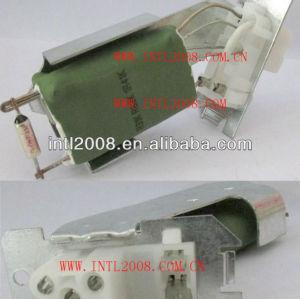 1845785 37360009/01 90228759 90383817 aquecedor ventilador de motor regulador/resistor para opel vauxhall astra calibra um/um vectra calibra