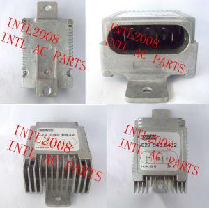 Mercedes- benz w215 w220 s430 s55 s500 s600 radiador ventilador auxiliar controle 027 545 64 32 0275456432 resistor ventilador do ventilador do motor