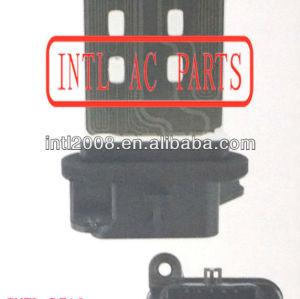 Chevrolet 1998-2002 prizm hvac aquecedor blower resistor( regulador)/radiador do motor do ventilador resistor 89018516 52475256 158755