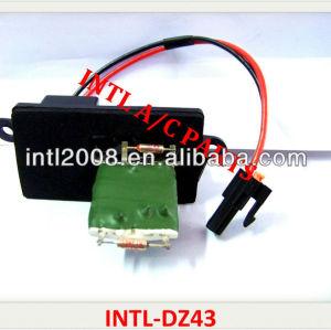 22807122 89019089 hvac blower resistor para chevrolet tahoe silverado suburban/gmc sierra, yukon resistência ao calor