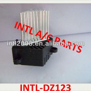 64116920365 motor regulador/resistor aplicação para bmw fan resistor 6411 6929 540 64116929540 térmica módulo de controle do ventilador