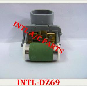 Hvac blower resistor fiat para resistência ao calor/regulador/radiador do motor do ventilador resistor