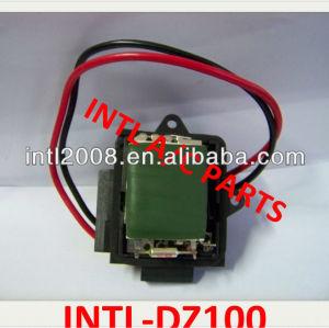 Motor de ventilador regulador amplificador/resistor para renault resistencia del del motor ventilador