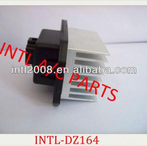Ar condicionado aquecedor reostato resistor resistor aquecedor ventilador do ventilador do motor resistor para honda cr-v 077800-0710