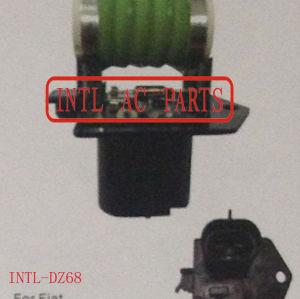 55722780 hvac blower resistor fiat para resistência ao calor/regulador/radiador do motor do ventilador resistor