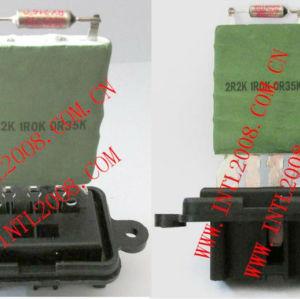 Aquecedor do motor do ventilador resistor para volkswagen v. A gol w ii 1.0 ventilador regulador/radiador do motor do ventilador resistor
