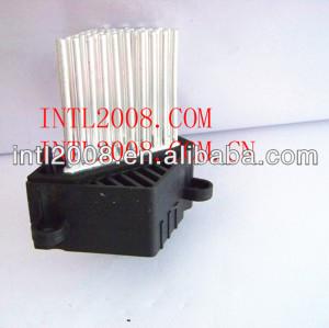 Resistor regulador aquecedor ventilador de motor resistor para bmw 3 e36 e46 64116920365 64116929540 unidade de controle/módulo
