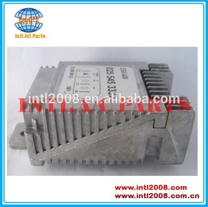 0275458132 relé elétrico auxillary ventilador resistor de controle para mercedes slk slk230 230