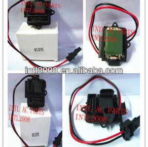 Um/c reostato regulador aquecedor ventilador de motor resistor para renault