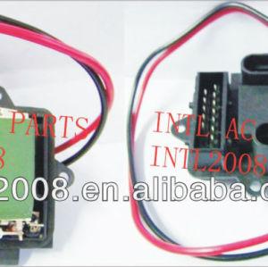Ar condicionado Renault aquecedor HVAC Blower Motor Resistor auto ac aquecedor Resistor Rheostat auto Rheostat