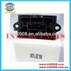 Um/c ventilador resistor controlador regulador aquecedor ventilador de resistência do motor para mitsubishi triton unidade de controle/módulo 27150-ed000 27150-e