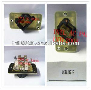 Um/c resistor regulador aquecedor hvac blower resistor motor para nissan quest unidade de controle/93-94-95-96-97-98-99 módulo