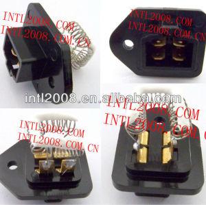 ventilador aquecedor resistor para honda civic 4 pino resistor motor controller unidade de controle aquecedor de resistência