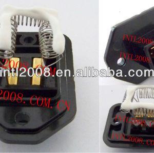 controlador de ventilador aquecedor resistor para honda accord k600 4 pin resistência do motor regulador da unidade de controle aquecedor de resistência