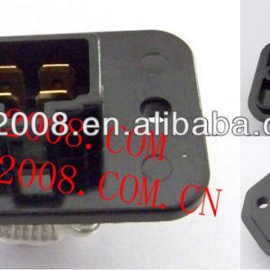 controlador de ventilador aquecedor resistor para daihatsu charade 4 pin resistência do motor regulador da unidade de controle aquecedor de resistência