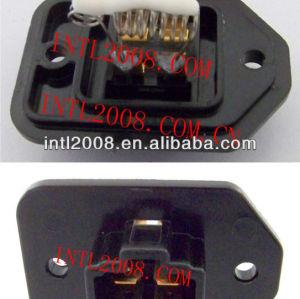 ventilador aquecedor resistor para toyota pino 4 resistor motor regulador unidade de controle aquecedor de resistência
