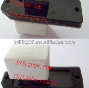 aquecedor de resistência 24v para mini ônibus 4 pinos controlador de ventilador aquecedor resistor motor regulador unidade de controle