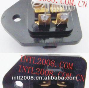 aquecedor ventilador resistor reostato ventilador do motor resistor de condicionamento de ar para honda civic 4 pino