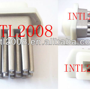 Blower resistor motor para nissan tiida sunny bluebird/skoda 27150ed70a- a128 27150ed70aa128 277619w100- a128