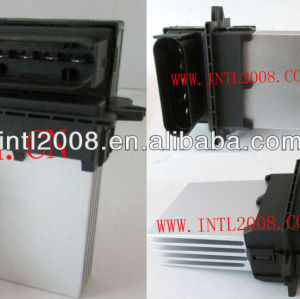 aquecedor do motor do ventilador resistor para renault clio ii thalia 7701051272 valeo 509921 módulo da unidade de controle do ventilador resistor