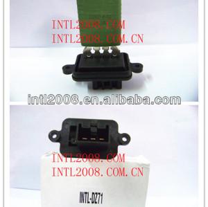 ar condicionado reostato módulo de controle do ventilador do ventilador aquecedor motor resistor para fiat punto fiat seicento 46721165