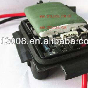 Um/c reostato ar condicionado aquecedor ventilador resistor para renault megane scenic 7701046943 valeo 515084 atuador