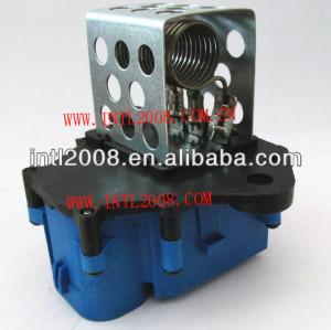 ar condicionado reostato ventilador de refrigeração da unidade de controle aquecedor ventilador resistor para peugeot 308 307 citroen c4 9662240180