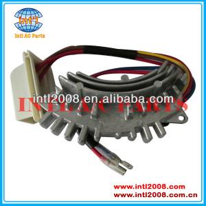 Ar condicionado reostato resistor aquecedor ventilador regulador para mercedes- benz c- classe w202 c280 c220 c36 2028202510 a2028202510