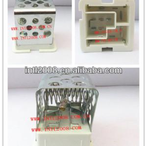 Ar condicionado rheostat Vauxhall opel Astra G Mk4 H Mk5 1998-2010 Heater Blower Motor Resistor 90560362 52475432 52 475 432