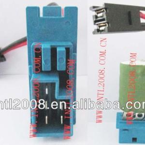 90463851 90-463-851 1845792 18-45-792 hvac aquecedor do motor do ventilador do ventilador resistor reostato para chevrolet/vauxhall/opel vectra