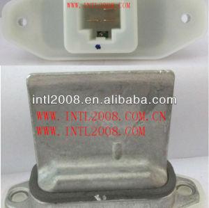 Bower módulo / Amp para Nissan X-TRAIL Maxima 02-06 27761-2Y000 277612Y001 27761-2Y001 motor do ventilador aquecedor resistor unidade de controle