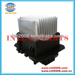 Motor do ventilador do ventilador resistor para renault megane c5 citroen peugeot 207/208 644 1. af 6441af 644 1. aa 6441aa 7701209850 509961 valeo