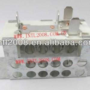 Pinos 4 aquecedor blower resistor motor para ford transit 95vb18591ab 95vb-18591-ab 7033705 motor do ventilador resistor relé de controle de módulo