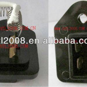 aquecedor do motor do ventilador resistor ajuste para honda civic radiador do motor do ventilador resistor relé de controle de módulo da unidade