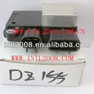 5 pin do módulo de controle da unidade resistor para toyota radiador do motor do ventilador resistor relé de motor de ventilador resistor