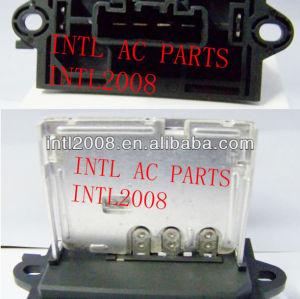 pinos 4 aquecedor ventilador de resistência do motor para mitsubishi triton módulo de controle do ventilador da unidade do motor relé de resistor
