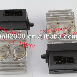 Aquecedor do motor do ventilador resistor para renault megane scenic 1995-2001 7701040562 509283 ga15263 ventilador do radiador do motor relé de resistor