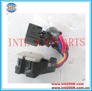 Aquecedor ventilador regulador/resistor mb para mercedes benz s- classe w140 c140 s420 9140010099 9094302225 a1408218451 5hl351321- 021