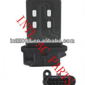 Ar condicionado aquecedor reostato ventilador do ventilador do motor para o resistor 98-02 chevrolet nova do prizm geo prizm 89018516 8901-8516