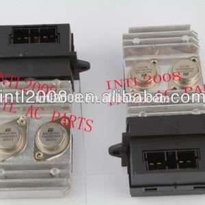 Um/c resistor aquecedor reostato para renault megane scenic resistor aquecedor ventilador do ventilador do motor resistor 7701040562 ga15263 6521 3512076