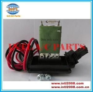 Aquecedor do motor do ventilador do ventilador resistor para renault grand scenic ii/mk2 2003-2013 509638 7701207876