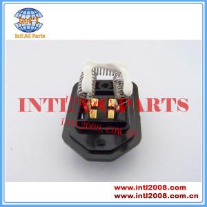 Auto AC blower resistor para Toyota 4 pino controle motor resistor regulador resistência unidade aquecedor