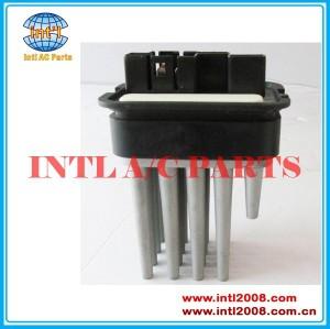 Nova qualidade de hight motor ventilador resistor para saab 2003-2005 9-3 93 ru535 hvac- oe- 1808441 90566802
